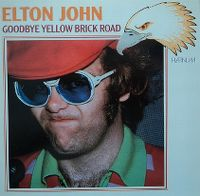 Cover Elton John - Goodbye Yellow Brick Road [Platinum]
